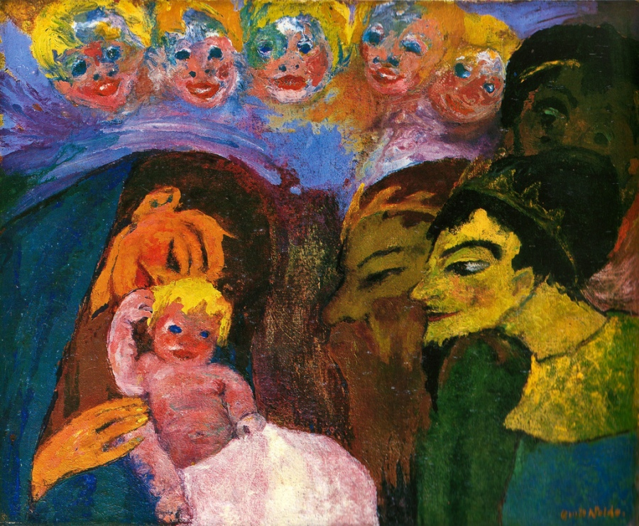 nolde_adoration-of-the-magi